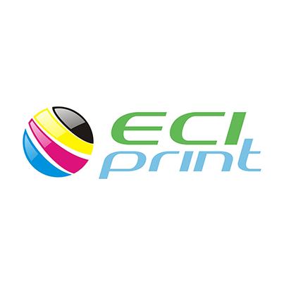 Logo vanzator online de imprimante Eci Print