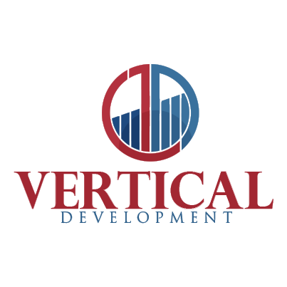 Design emblema firma Vertical Development