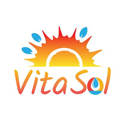 Design logo comerciant fulgi cereale si seminte - Vita Sol