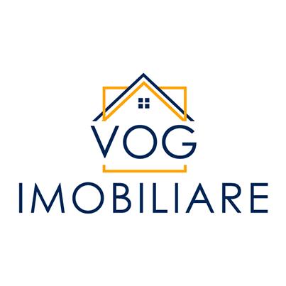Design logo agentie imobiliara - Vog Imobiliare
