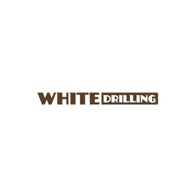 Logo White Drilling