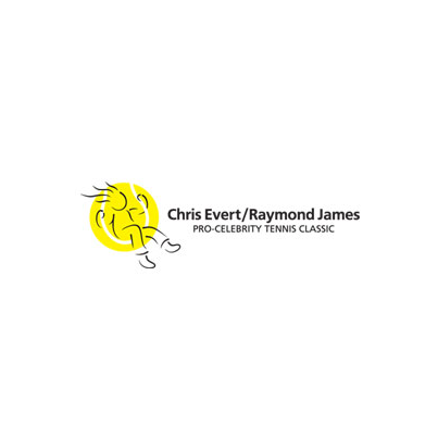 Creare logo fundatie de caritate Chris Evert / Raymond James
