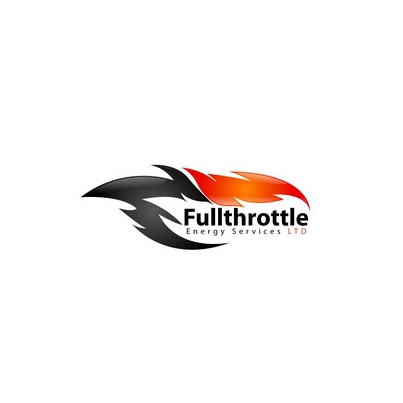 Realizare emblema firma Fullthrottle Energy Services LTD