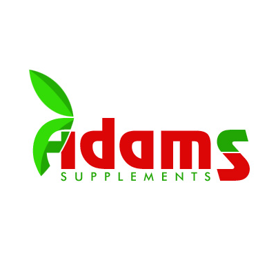 Design logo firma suplimente alimentare - Adams Supplements