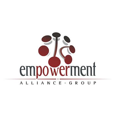 Realizare emblema organizatie non-profit Empowerment Alliance Group