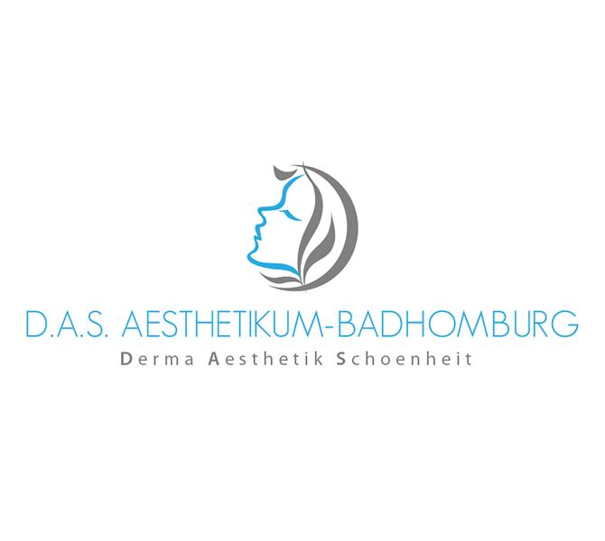 Realizare emblema salon de frumusete Aesthetikum Badhomburg