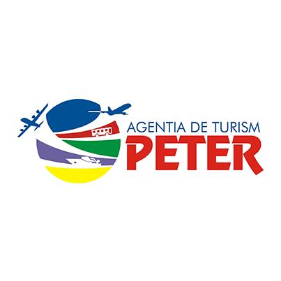Realizare logo Agentia de Turism Peter