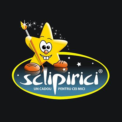 Realizare sigla magazin online articole copii - Sclipirici