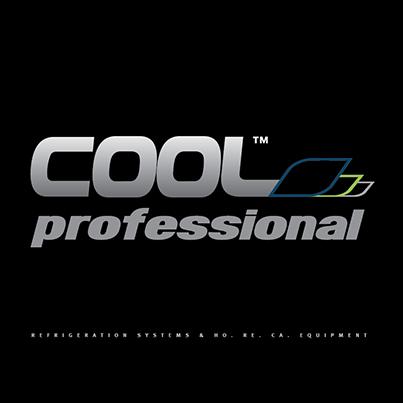 Redesign sigla comerciant echipamente frigorifice Cool Professional