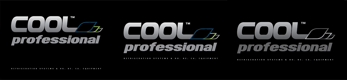 Design logo bucatarii profesionale Cool Professional