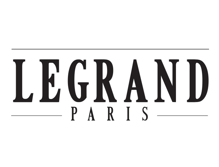 Logo final magazin online Legrand Paris